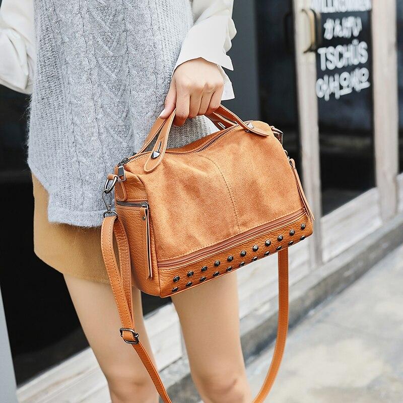 Pomelos E Donne Crossbody Dell'annata Borse Shoulder Borsa Dell'unità In Le Bag Elaborazione Del Bag Sacchetto Qualità Di Progettista Black Pelle Alta Per brown Delle Spalla RCxwtFrC