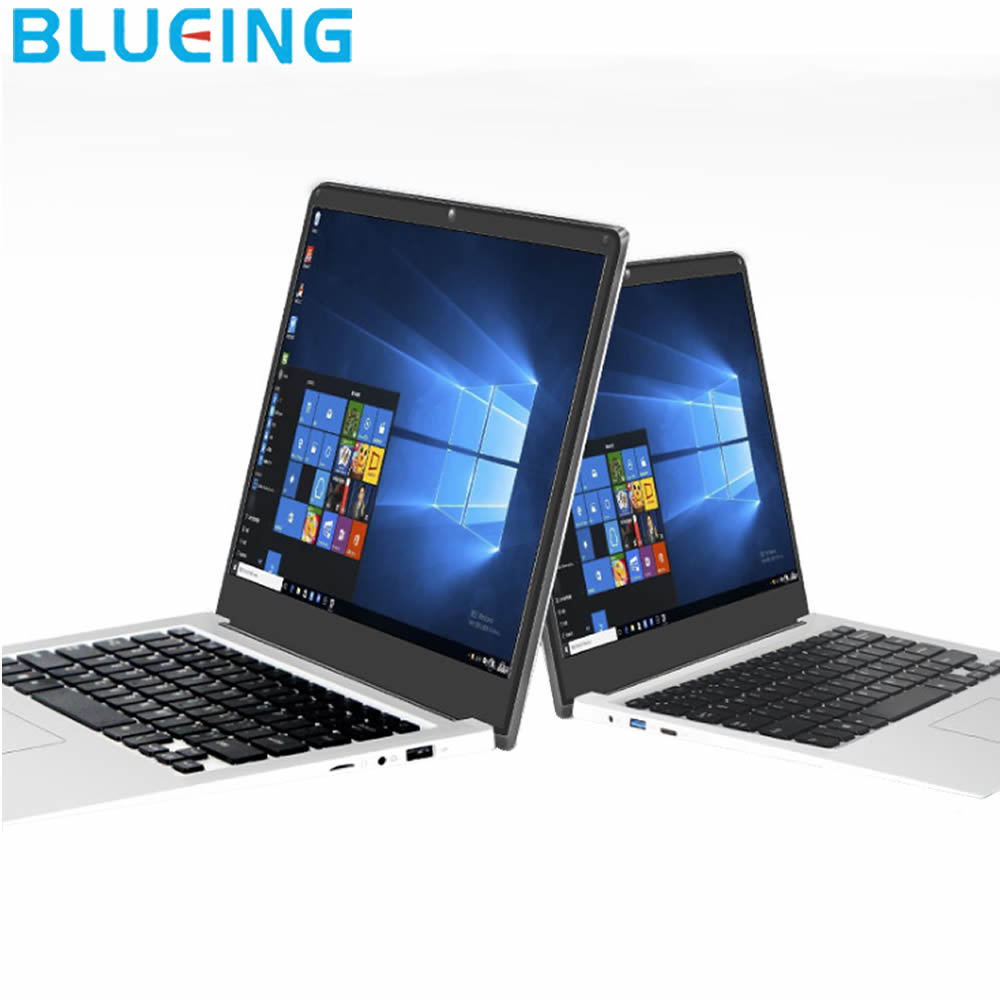 14.1 Inch Laptop 2GB/4GB And 32gb/64GB  SSD Intel Z8350 HD 1920*1080  Windows 10 WIFI Bluetooth Notebook Computer  Free Shipping