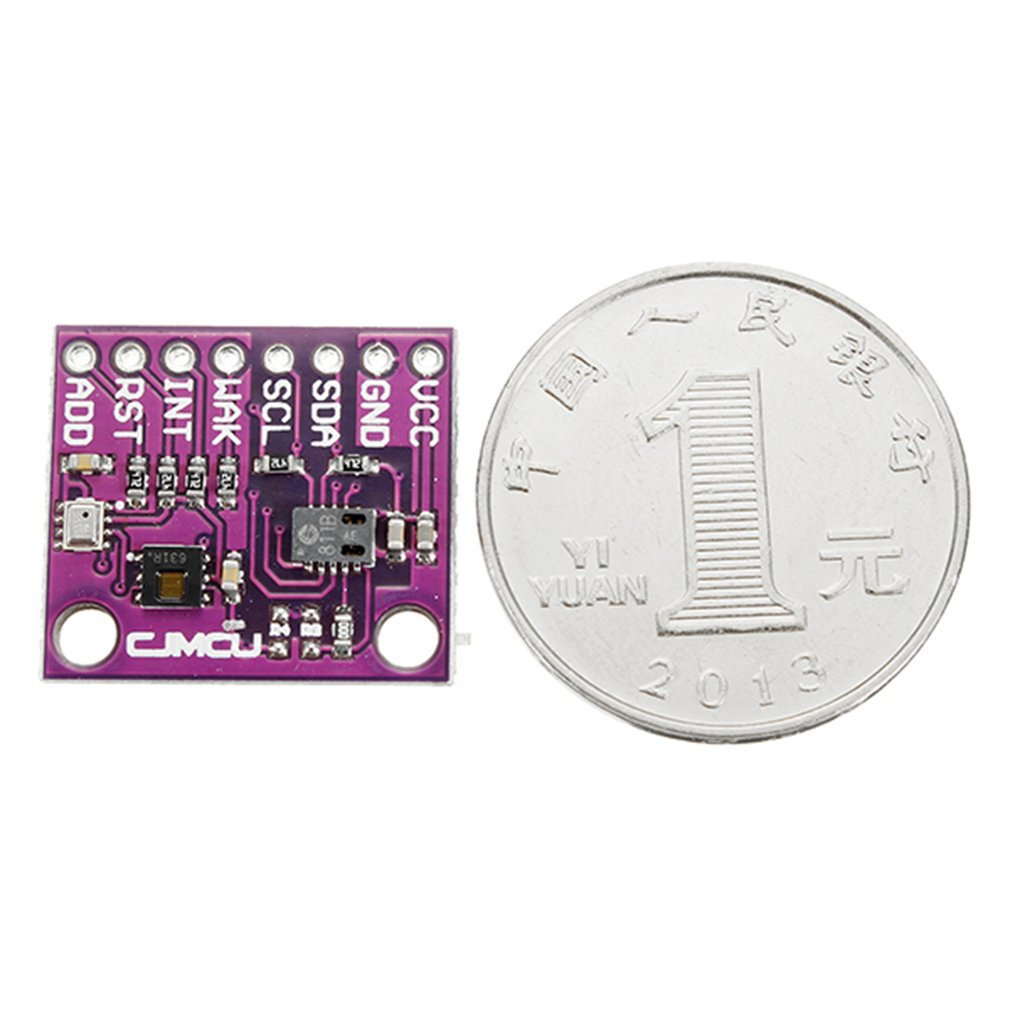 Image 4 - CJMCU 8128+CCS811+HDC1080+BMP280 Temperature Humidity Gas Pressure Module Board High Precision CO2 Air Quality Sensor-in Home Automation Kits from Consumer Electronics