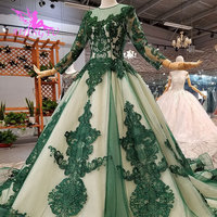 AIJINGYU Wedding Dress 2019 3D Gown Buy Dubai Bridal Ruffle Online Chinese Price Cheap Off White Gowns Couture Dresses