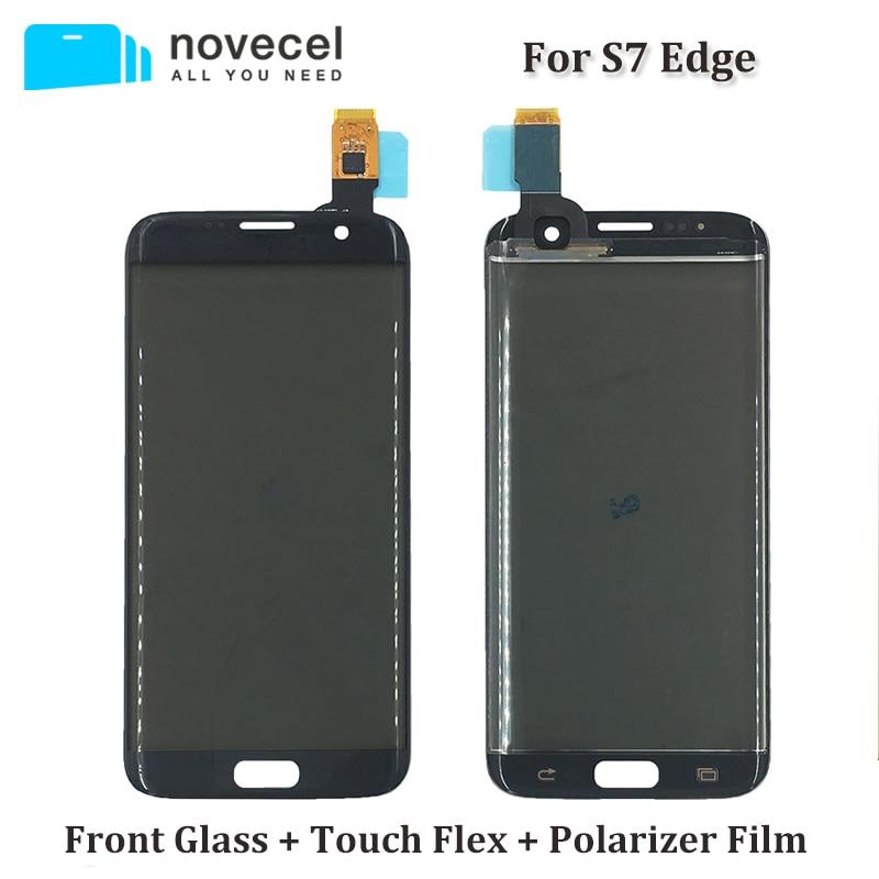 Novecel ORI G935F Front Glass + Touch panel + Polarizer