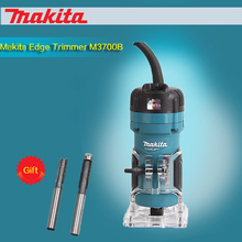 New Japan Makita M3700B Woodworking edge trimmers wood Slotting machine Carving furniture Dianmu milling 530W