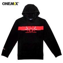 цены ONEMIX Men Training Sweaters Essentials soft Top Regular Fit Comfort Polyester Jacket Sports Sweater Set Training Cloth