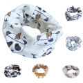 Soft Kids Children Boy Girl Cotton Scarf Shawl Winter Warm Wrap Neckerchief Gift