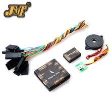 JMT DIY Placa Mini FPV RC Multicopter Quadcopter Zangão Micro Pix 32 Bit ARM PX4 PIX PXI 2.4.6 Atualizado Vôo controlador