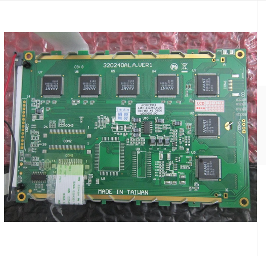 купить For New original 5.7 inch AWG-S32240AMB LCD screen LCD Screen Display Panel Module по цене 4718.2 рублей