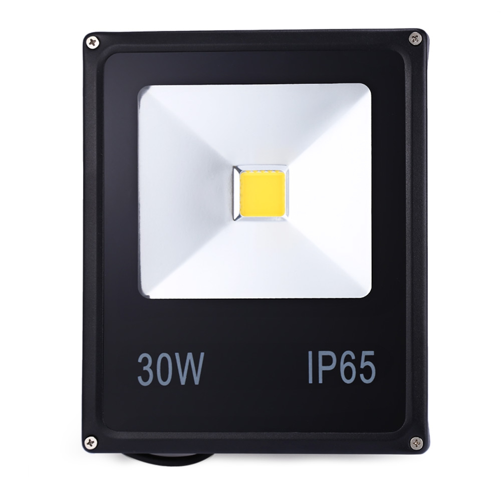 ETONTECK 220V Led Outdoor Spotlight Floodlight 10W 20W 30W 50W 100W Wall Washer Lamp Reflector Waterproof Light Warm White/White led flood light outdoor spotlight floodlight 10w 20w 30w 50w wall washer lamp reflector ip65 waterproof garden 220v rgb lighting