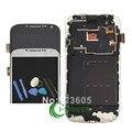 ЖК-Дисплей с сенсорным Экраном Для Samsung для Galaxy S4 i9505 ЖК Планшета Ассамблеи с рамкой Запасные Части + Инструменты