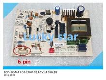95% new for LG refrigerator computer board circuit board BCD-205MA LGB-230M.02.AP.V1.4 050118driver board good working