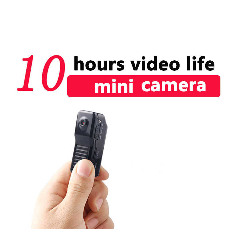 Working 10 hours Mini DV Camera Mini Camcorder with Builtin Microphone Action DV DVR Micro Cam Video Audio Recording pk sq8 SQ11