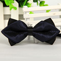 20 Colors Polyester Silk Wedding Party Men Jacquard Bow Tie England Gentleman Butterfly Bow Tie Mens Prom Night Dinner Bow Ties