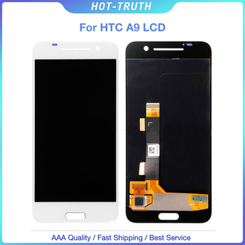 Grade AAA Super AMOLED LCD Display For HTC One A9 Original A9 LCD For HTC A9 Display LCD Screen Touch Digitizer Assembly