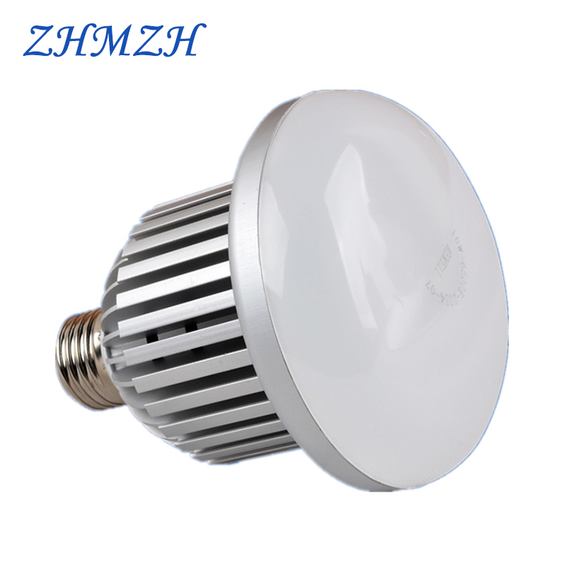 220V High Power Led Bulbs E27 E40 Led Mushroom Light High Quality Industrial Lighting AC180-250V Large Wattage LED Lamp Bulb