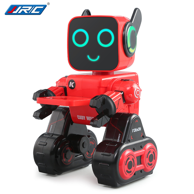 JJRC R4 Cady Wile Gesture Control Robot Toys Money Management Magic Sound Interaction RC Robot Birthday present Toys For Boys money laundering control and banks part 1