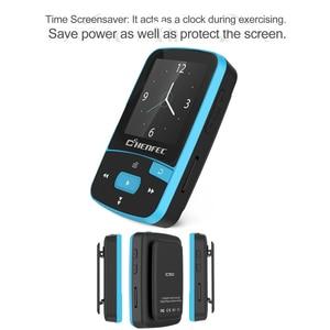 Image 2 - Original MP3 เครื่องเล่นบลูทูธ 8GB เครื่องเล่นเพลง Pedo Meter นาฬิกาวิทยุ FM เครื่องบันทึกเสียง E Book ฟังก์ชั่น Chrismas ของขวัญ
