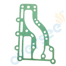 Aftermarket Part Fit for Yamaha Outboard 9 9 15 HP Gasket Inner Exhaust 63V 41112 A0