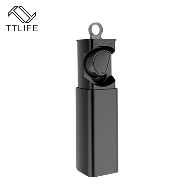 TTLIFE High quality Wireless Bluetooth Earphone car Headphones Stereo V4.1 Bluetooth Headset with charging box for iPhone xiaomi bq 638 car charger bluetooth v4 1 wireless headphones earphone headset for car color black white