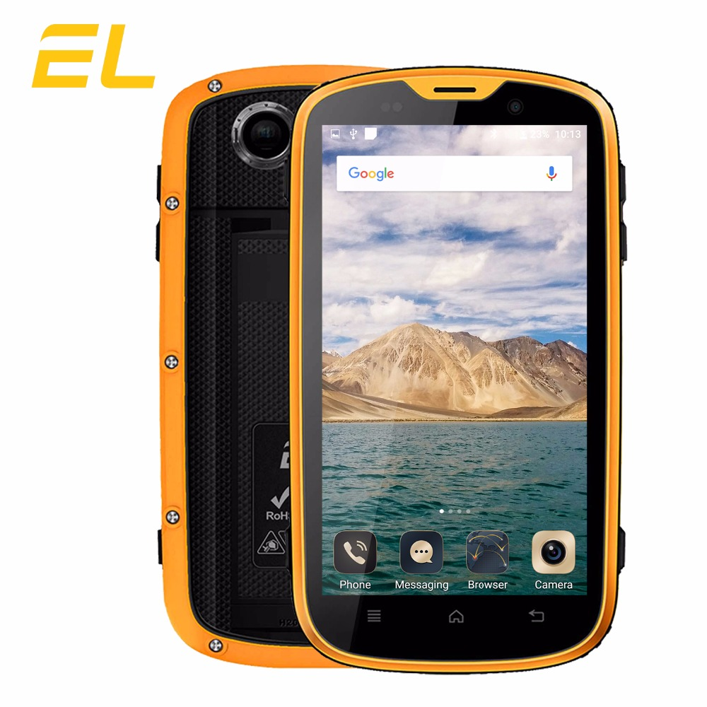 EL W5 4G Mobile Phone 4.0 Inches MTK6735