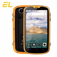 EL W5 4G Mobile Phone 4 0 Inches MTK6735 Quad Core 1GB 8GB Cell Phones IP68