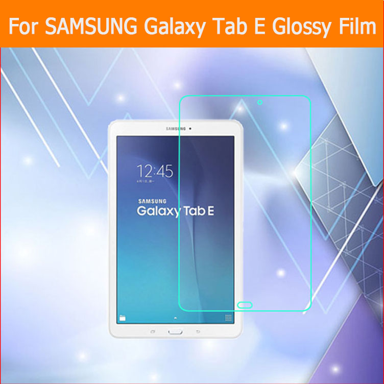 HD Clear Glossy Screen Protector Film For Samsung GALAXY Tab E SM-T560 9.6