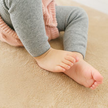 Cotton high quality Knitted Baby pantyhose children Pants Boys girls Ankle-length Flexible Warmer leggings kids casual leggings(China)