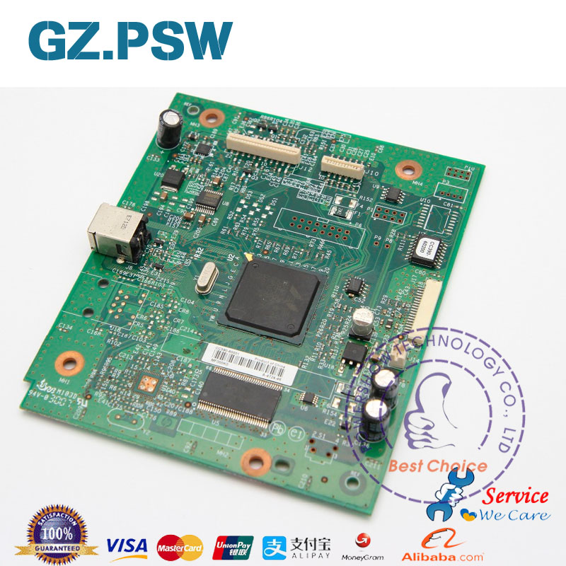 US $32 8 |Formatter Board logic Main Board MainBoard CC390 60001 CC427  60001 for HP M1120 1120MFP M1120N 1120 Series-in Printer Parts from  Computer &