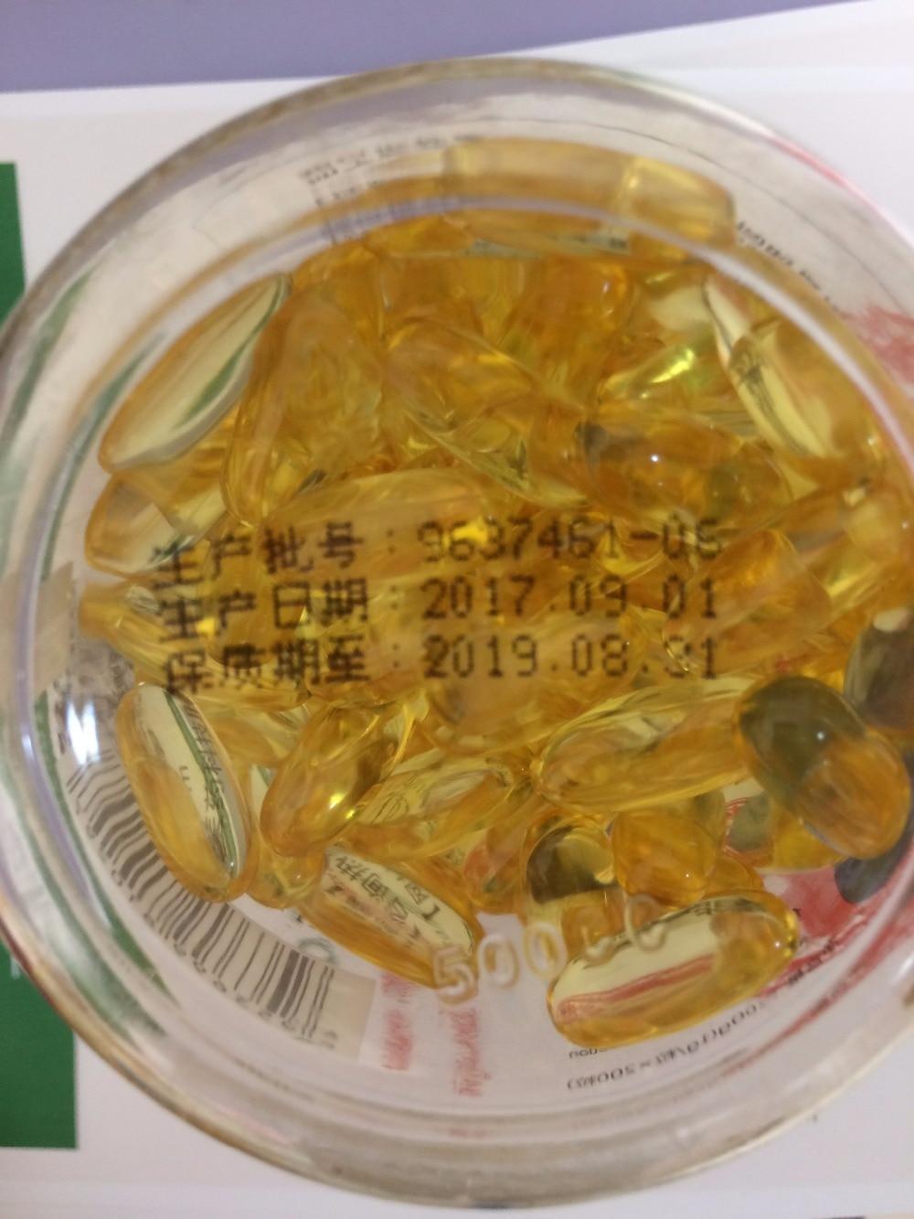 NEW Package 1000mg*200 Bottle Deep Sea Fish O-OILOmega (3) DHA & EPA Supplement Sports Nutrition
