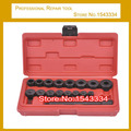 17pcs Auto clutch aligning tool,car clutch bearing installation tools free shipping