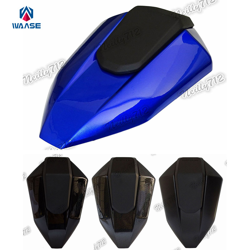 Motorcycle Rear Seat Cover Tail Section Fairing Cowl For Yamaha MT-07 MT07 FZ-07 FZ07 2014 2015 2016 Motorcycle Accessories for honda cbr500r 2013 2014 motorbike seat cover cbr 500 r brand new motorcycle orange fairing rear sear cowl cover