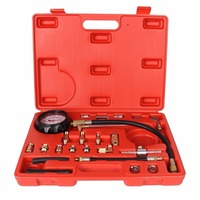 Fuel Pressure Gauge Auto Diagnostics Tools For Fuel Injection Pump Tester free shipping
