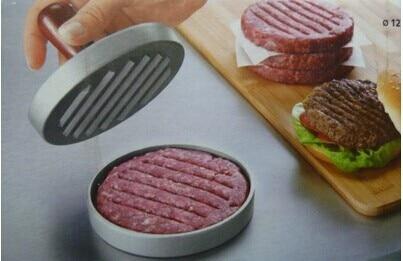 New Hamburger Presses Patties Maker TV Products Kitchen Tools Hamburger Grill Plate Free Shipping цена и фото