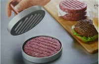New Hamburger Presses Patties Maker TV Products Kitchen Tools Hamburger Grill Plate Free Shipping