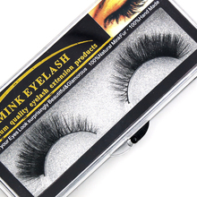 Handmade False Eyelashes Mink Natural Realistic Messy End Of Eye Elongated Thick False Eyelashes False Eyelashes Mink Eyelash