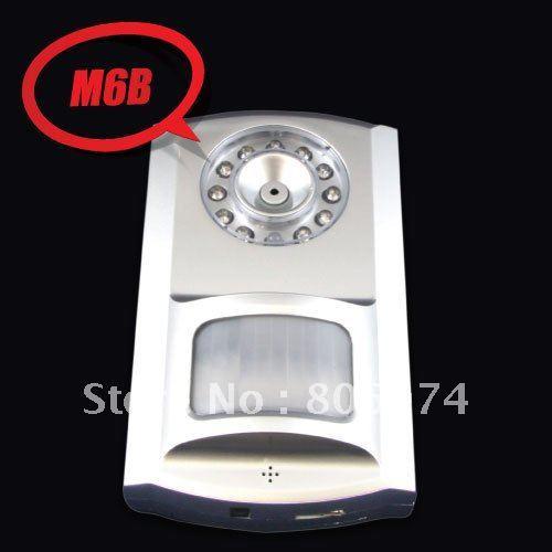 Home Security Alarm Night Vision Camera,Autodial Secu night vision camera  Autodial Security wireless GSM burglar system M6BX