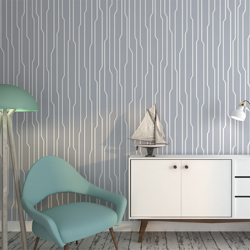 Modern Abstract Strip Wallpapers Home Decor Geometric Wall Paper Roll for Bedroom Living Room Walls Papel Murals Contact Paper sexy beauty wallpaper for walls 3 d living room papel contact hotel wall covering murals 3d flooring wall paper home decor