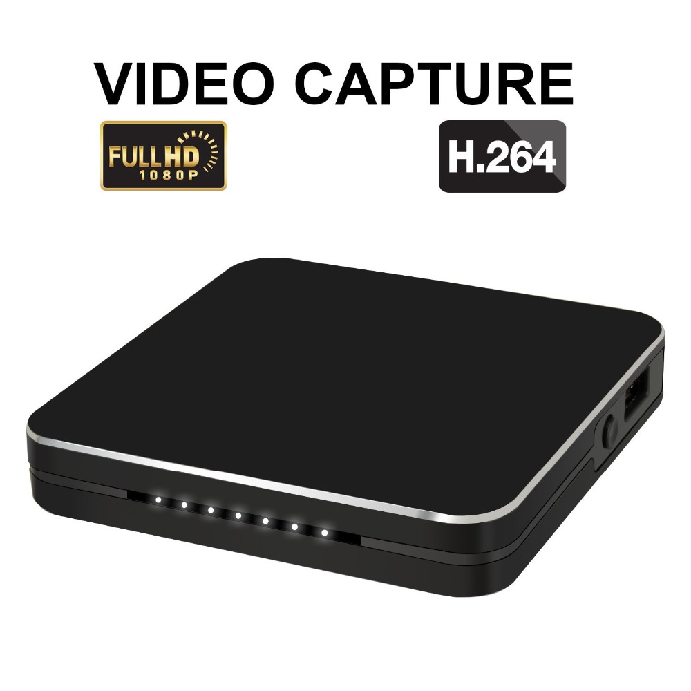 все цены на 2018 Newest Video-Game Capture card, PVR, DVR (Full HD 1080P,Record Xbox,PS4,Nintendo Switch Gameplay,Live TV,FPV drone,TV Box) онлайн