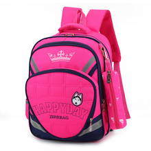 Children Schoolbags for Boys Orthopedic Waterproof Backpack Bookbags Girls Princess Primary Escolar Satchel Mochila Infantil Zip