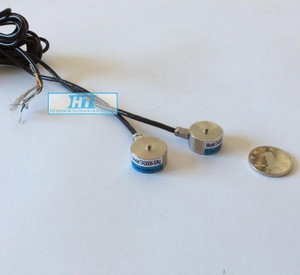50kg micro compression force sensor TAS606