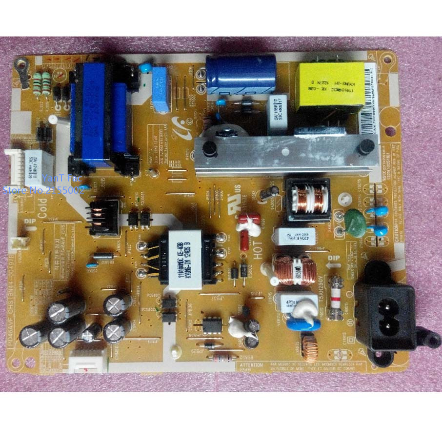 BN44-00497A/B PD46AVF-CSM Good Working Tested beko csm 67300 ga