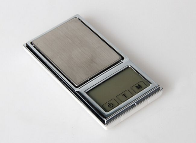 Ekran dotykowy Cyfrowa kieszeń CR2032 o wadze 100x0.01 Gram Carat - Przyrządy pomiarowe - Zdjęcie 3