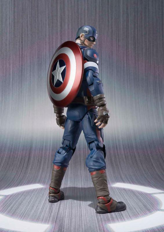 Boneco Capitão America