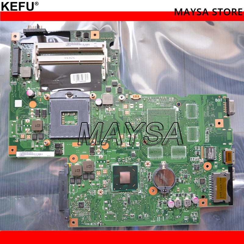 laptop motherboard BAMBI MAIN BOARD 11S90003042 for Lenovo G700 17.3 Notebook PC fully tested working well рубашка tommy hilfiger mw0mw03105 902 bright white royal blue