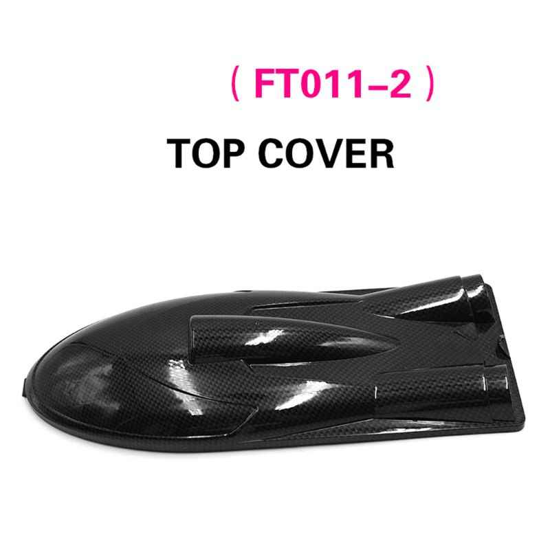 FT011 Boot Body Shell Cover Top Luifel FT011-2 Voor Feilun Rc Boot Afstandsbediening Speelgoed Onderdelen