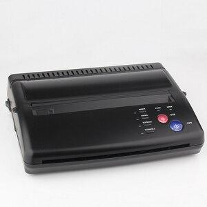 Image 2 - 문신 전송 기계 복사 스텐실 기계 프린터 그리기 열 스텐실 메이커 복사기 문신 전송 용지 공급