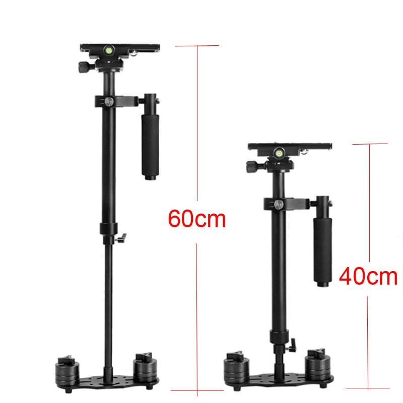 Steadicam s60 el kamera sabitleyici video sabit kamera DSLR fotoğraf - Kamera ve Fotoğraf - Fotoğraf 3