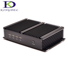 2016 Hot Intel Celeron 1037U/i5 3317U dual core Fanless Industrial Dual LAN mini pc,4 RS232 COM port USB 3.0,HDMI NC250