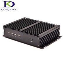 Лидер продаж 2016 года Intel Celeron 1037U/i5 3317U двухъядерный безвентиляторный промышленный Dual LAN Mini PC, 4 RS232 COM-порт USB 3.0, HDMI NC250