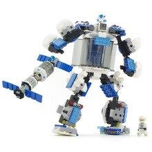 Building Blocks Super Heroes Avengers MiniFigures Robot Fighter Mini figures Toys