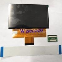 5.8 inch 1280*768 lcd screen display C058GWW1 0 DIY projector kit 17:10 screen diy kit support for gp100 projector