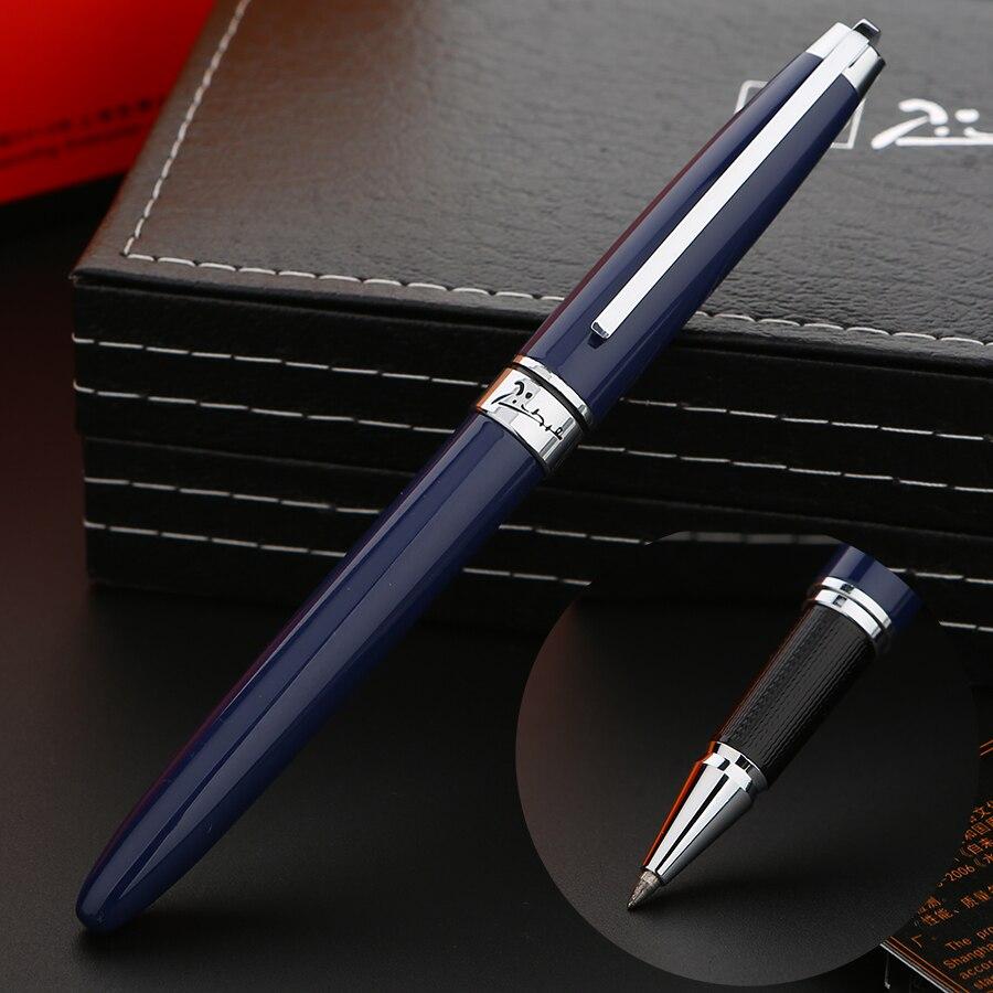 Classique Série Picasso Pimio 912 Signature Métal Roller Ball Pen avec la Boîte de Cadeau Original pour le Cadeau D'affaires Stylos Livraison Gratuite